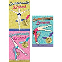 somersaults and dreams series cate shearwater collection 3 books set (going for gold, making the grade, rising star)