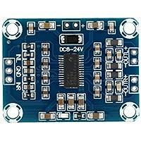 sdfghzsedfgsdfg XH-M228 TPA3110 2x15W Digital Audio Estéreo Amplificador Mini Módulo Amplificador Binaural Junta 3A DC 12V 8-18V Azul Controlador AMP