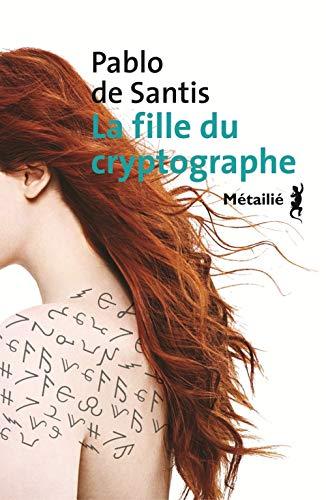La fille du cryptographe par Pablo de Santis