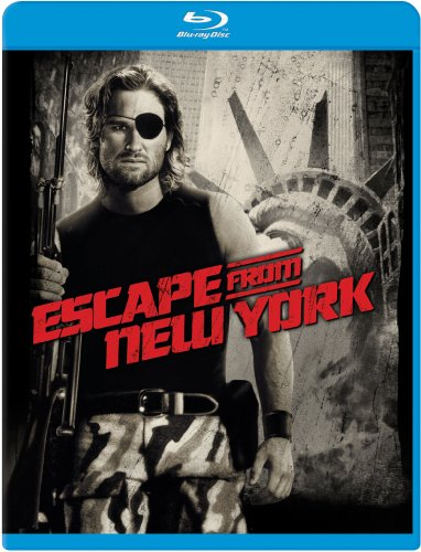 Escape From New York [Blu-ray] [Import italien]
