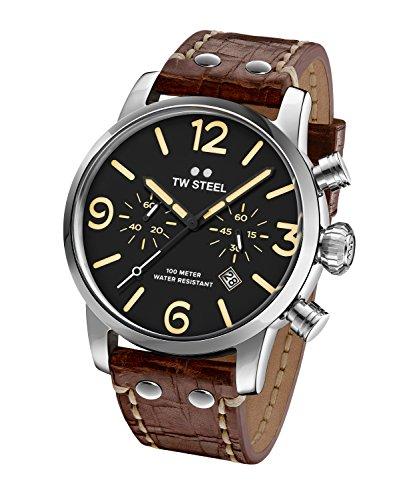 TW Steel Reloj para Hombre de Cuarzo MS4