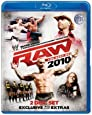 WWE - RAW: The Best of 2010 [Blu-ray]
