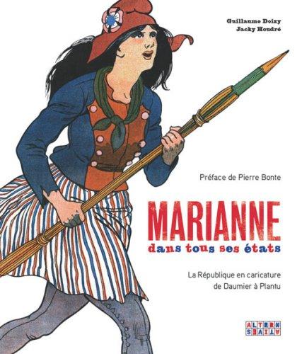 Marianne dans tous ses états par DOIZY/HOUDRE