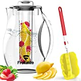 Best Tea Pitcher - Fruitalite® Fruit & Tea Infuser Water Pitcher/Jug/Bottle Review