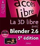 La 3D libre avec Blender 2.6...