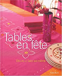 Tables en fête