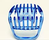 #5: CASA COPENHAGEN Philips QT4011 Beard Trimmer Attachment Comb (Blue, QT4011 COMB BL)