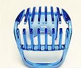 #10: CASA COPENHAGEN Philips QT4011 Beard Trimmer Attachment Comb (Blue, QT4011 COMB BL)