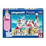 Playmobil Schmidt Princess Jigsaw