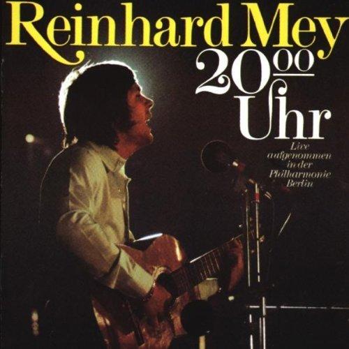 Preisvergleich Produktbild 20.00 Uhr by Reinhard Mey (2002-04-01)