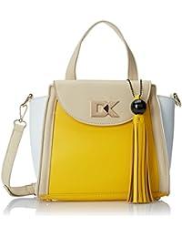 Diana Korr Women's Handbag (Mustard) (DK100HMUS)