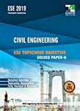 #10: ESE 2019 - Civil Engineering ESE Topicwise Objective Solved Paper - 2