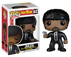 Funko pdf00003986 figurine cin ma pop pulp fiction jules winnifield funko pop movies - Deguisement pulp fiction ...
