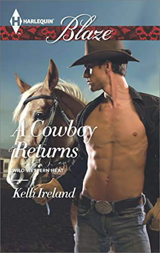 A Cowboy Returns (Wild Western Heat Book 858) (English Edition) -