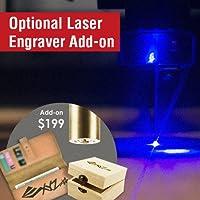XYZ Printing Da Vinci 1.0Pro Seitenkissen Engraver Laser für 3D Drucker