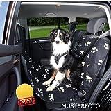 TRIXIE Friends On Tour 1323 +BALL Gratis Autositz und Tasche Für kleine Hunde Polyester (0,65 × 1,45 m)