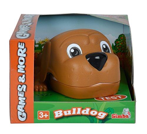 Simba-106064050-Games-More-Bulldog-Biss-Finger-18-cm
