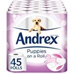 Andrex Gentle Clean, Puppies on a Rol...