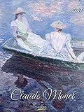 Claude Monet 2020: Großer Kunstkalender. Edler Wandkalender mit den besten Werken des Künstlers. Impressionismus. Kunst Gallery Format: 48 x 64 cm +Foliendeckblatt