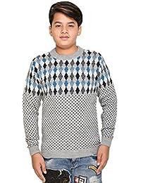aarbee Boy's Woollen Sweater