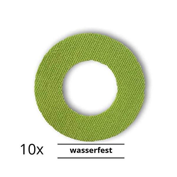 514GMf%2Bc BL. SS600  - Freestyle Libre Fixierungstapes (10 Stück) - Limone   Diasticker®