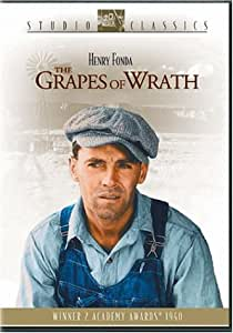 Grapes of Wrath [Import USA Zone 1]