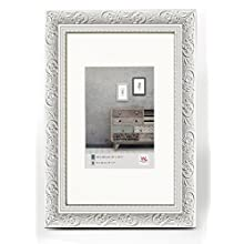 Walther Wooden Frame, White, 19.75 x 27.5 inch