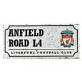 Liverpool Retro Straßenschild (40cm x 19cm) - eine Größe