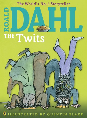 The Twits (Colour Edition) (Dahl Colour Editions)