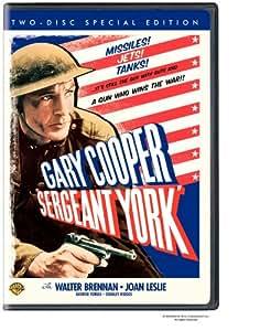 Sergeant York [DVD] [1941] [Region 1] [US Import] [NTSC]