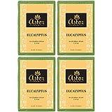 Aster Luxury Eucalyptus Bathing Bar 125g - Pack of 4