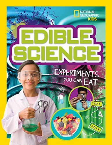 Edible Science: Experiments You Can Eat by Jodi Wheeler-Toppen (2015-09-08)