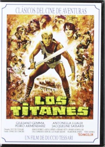 los-titanes-dvd