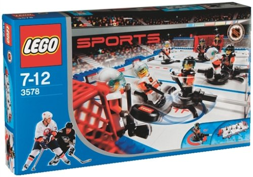 LEGO Sports Hockey 3578 - NHL Hockeystadion