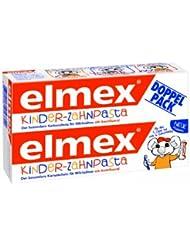 Elmex Kinder-Zahnpasta, 2 x 50 ml