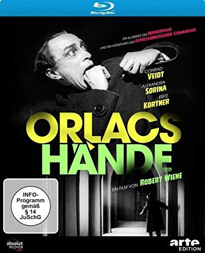 Preisvergleich Produktbild Orlacs Hände (1924) [Blu-ray]