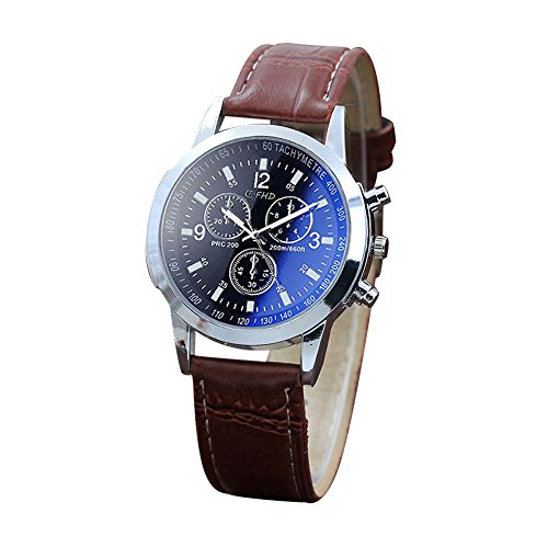 Uhren Herren Quarzuhr Stunden Sport Quarz Armbanduhr Luxus Uhr Leder Uhr Analoge Bewegungs Armbanduhr Strick Uhrenarmband Watch,ABsoar