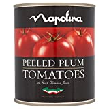Napolina Pomodori Pelati In Succo Di Pomodoro (400g) (Confezione da 6)