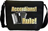 Accordion Rule - Sheet Music Document Bag Sacoche de Musique MusicaliTee