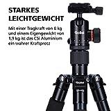 Rollei C5i – kompaktes, leichtes, allround Fotostativ - 3