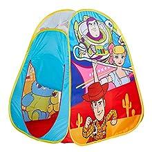 Toy Story 4-Tenda da Gioco a Montaggio istantaneo, Multicolore, 169TYY