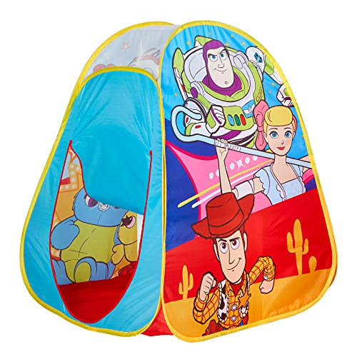 Disney - Toy Story 4 - Tente de Jeu Pop - Up, 169TYY, Bleu - Version Anglaise