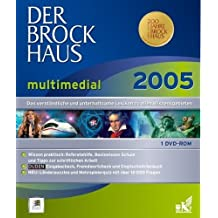 Brockhaus 2005 multimedial (DVD-ROM)