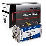 Logic-Seek Tintenpatrone kompatibel zu Epson 35 T3581 für Epson Workforce Pro WF-4720DWF WF-4725DWF WF-4730DTWF WF-4735DTWF WF-4740DTWF