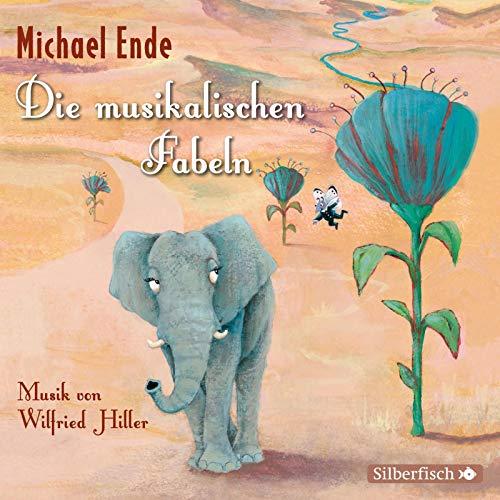 Die musikalischen Fabeln: Filemon Faltenreich, Der Lindwurm und der Schmetterling, Norbert Nackendick, Tranquilla Trampeltreu : 2 CDs (Musikalische Elektronik)