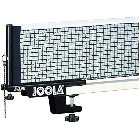 Joola 31009 - Red / Postes de ping pong ( con soporte ) , color negro