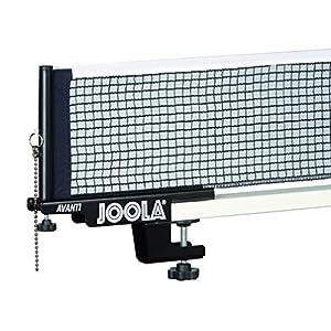 JOOLA Universal Tischtennisnetz TT-Netzgarnitur AVANTI, schwarz