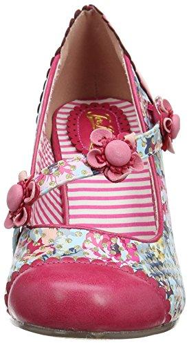Joe Browns - Lucky In Love Strap Shoes, Scarpe col tacco Donna Multicolour (a-multi)