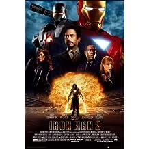 Iron Man 2 (una hoja) - Póster de - 61 x 91,5 cm