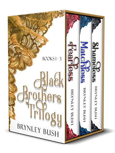 the-black-brothers-trilogy-boxed-set-english-edition
